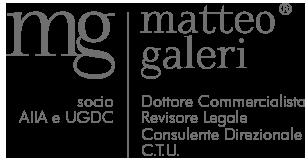 Logo Matteo Galeri